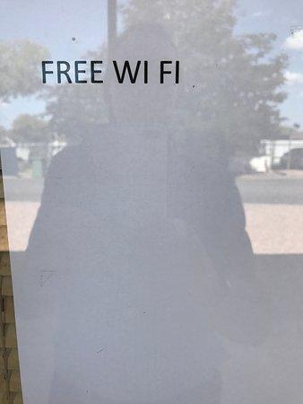 Hughenden, Australia: Free Wi FI