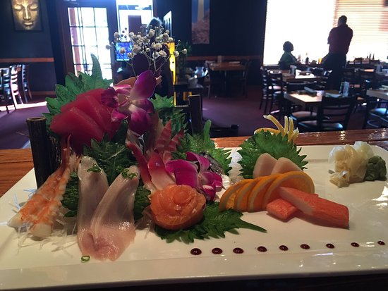 Fairlawn, OH: Big Eye Sushi
