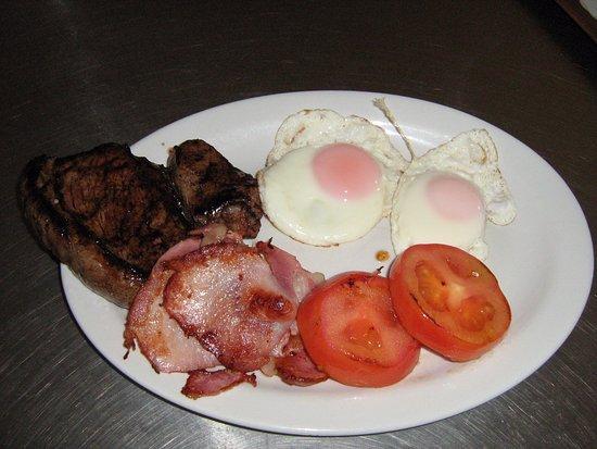 Hughenden, Australia: Big Breakfast