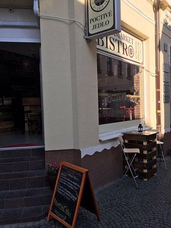 Zilina, Slovakia: Farmamarket Bistro