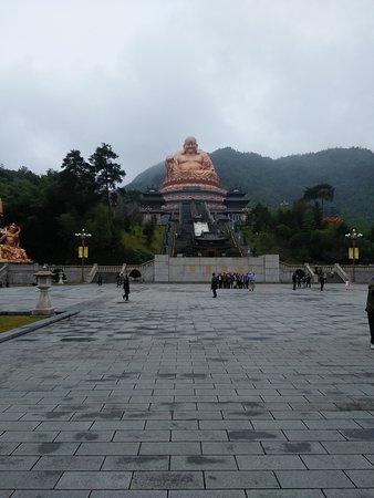 Fenghua, China: Xuedou Maitreya Buddha Temple