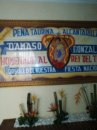 Sangonera La Seca, Spanyol: La Paz