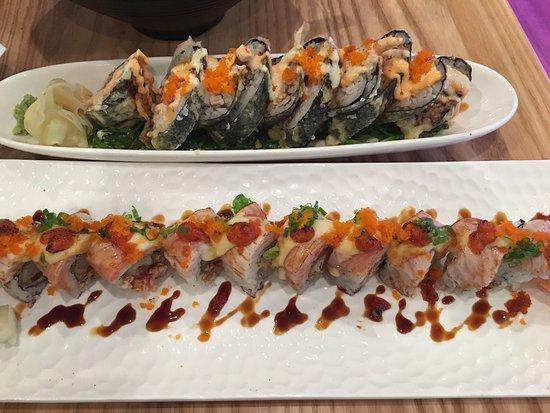Richmond, Californie : Kamza Sushi Palace