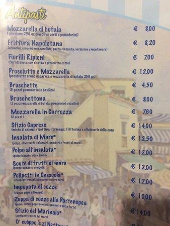 Provincia di Milano, Italia: Trattoria Caprese