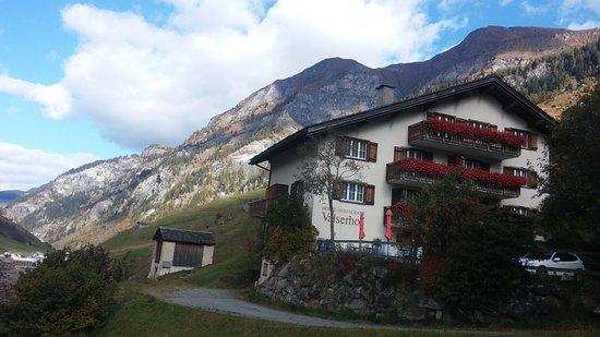 Hotel Valserhof Bewertung