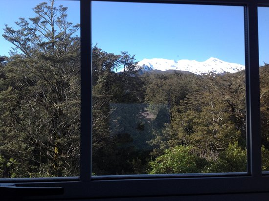 Whakapapa, Nova Zelândia: Room with a view !
