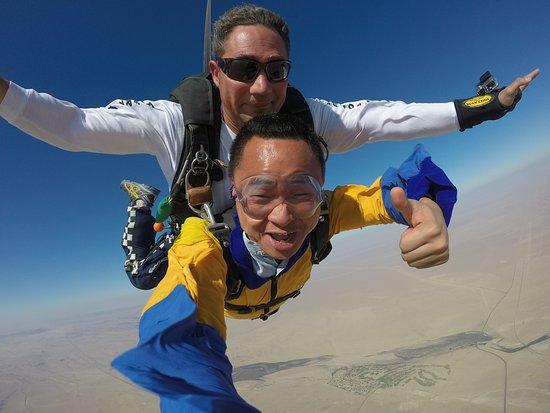 Tandem Skydive Swakopmund
