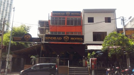 Sindbad Hotel Time Square