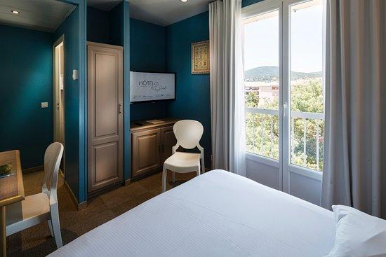 Matisse Hotel: Classique au 2ème étage (côté ville)