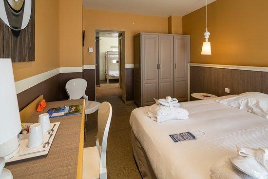 Matisse Hotel: Chambre Family (1er étage - pas de vue)