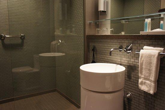 Rosemont, IL: Bathroom
