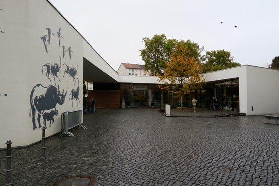 Zoologischer Garten Frankfurt/Main: Zoologischer Garten, Eingangsbereich