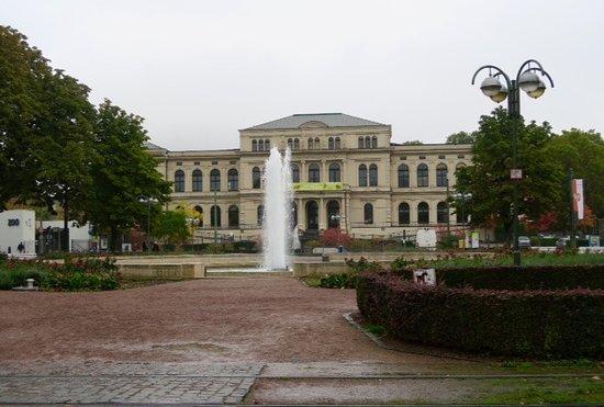 Zoologischer Garten Frankfurt/Main: Zoo Gesellschaftshaus, Zoologischer Garten Frankfurt