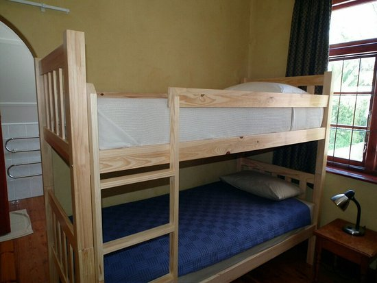 Claremont, Sudáfrica: Family Unit with seperate room with 2 x bunk beds