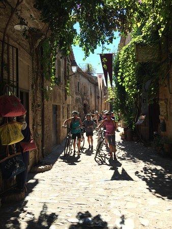 Madremanya, İspanya: Peratallada