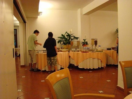 Hotel Filippo II: jadalnia