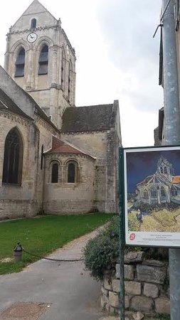 Auvers-sur-Oise, Francja: le peintre était très inspiré