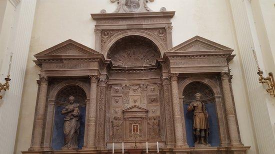 Trevi, Włochy: particolare
