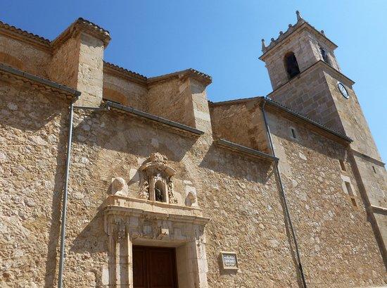 Iglesia de Sant Bertomeu Agullent