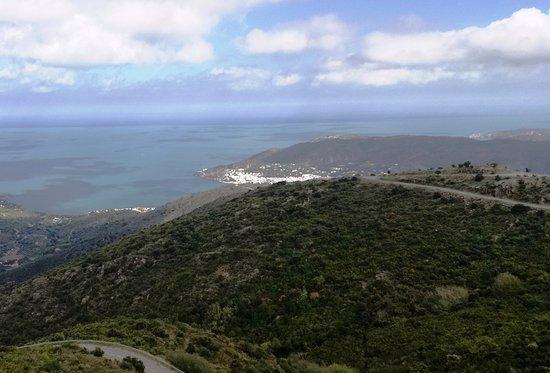 El Port de la Selva, España: Las vistas-2