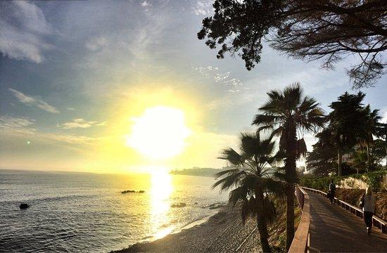 Calahonda, España: Sunset 🌅