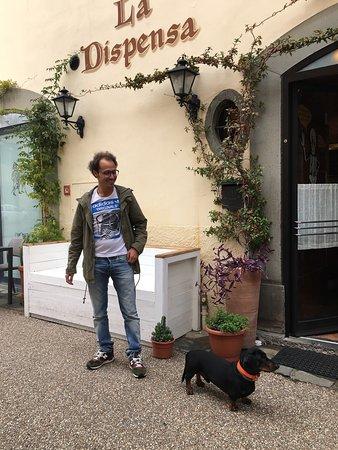 Altopascio, Włochy: Osteria la dispensa