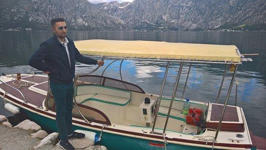 Prcanj, Montenegro: Bespoke boat tours.