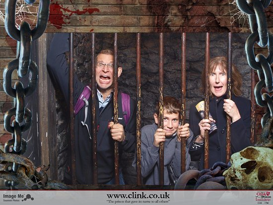 Clink Prison Museum: FREE photo available as a download