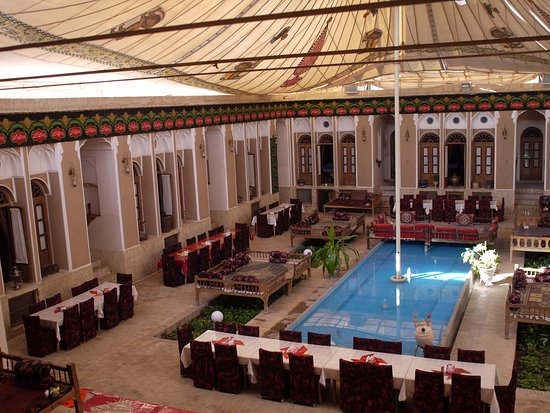 mehr traditional hotel - picture of mehr traditional hotel, yazd