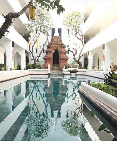 Gudi Boutique Hotel: ณ จุดนี้ สวยมากค่ะ