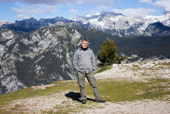 Bohinjska Bistrica, Slovenien: הר ווגל