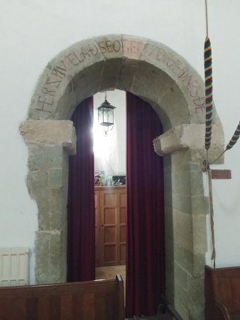 St Mary, Breamore: 20161020_103912_large.jpg