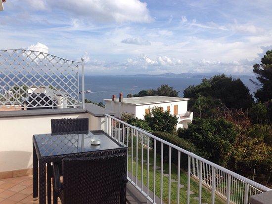 Grifo Hotel Charme & SPA : Camera vista mare