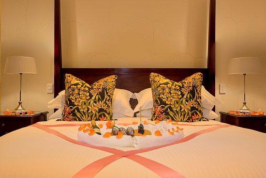 Lovely Romantic Set Up Hotel Room