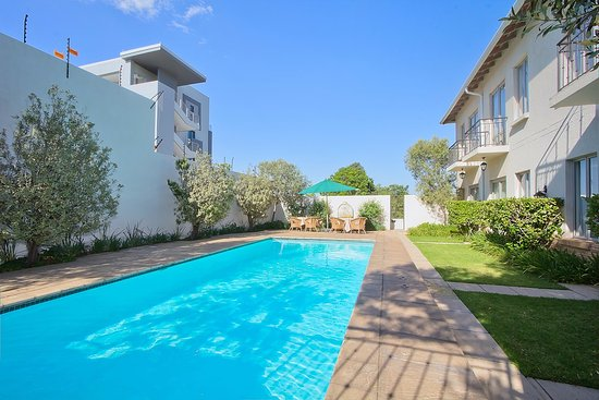 Rivonia, Zuid-Afrika: Swimming Pool