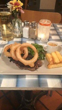 Best steak in Belfast