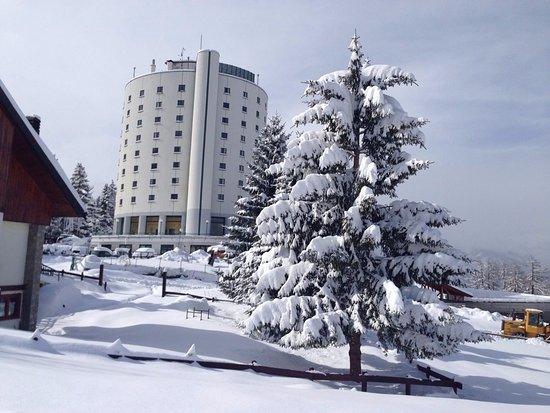 Hotel La Torre Sauze Spa