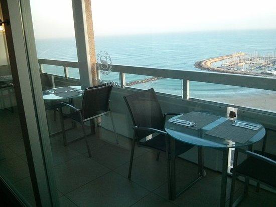 Sheraton Tel Aviv Hotel: Business lounge
