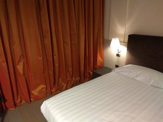 UNA Hotel Modena: Rooms