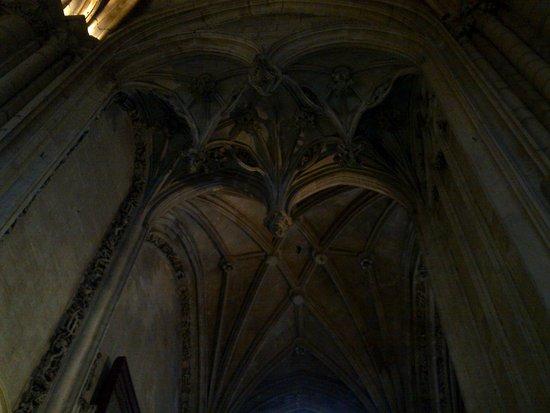 Kathedrale des hlg. Johannes: Cathedral de Saint-Jean-Baptiste, flamboyant chapel vaults