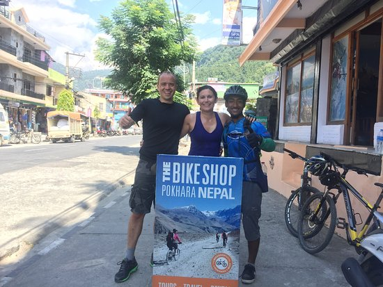 ‪The Bike Shop Nepal - Day Trips‬