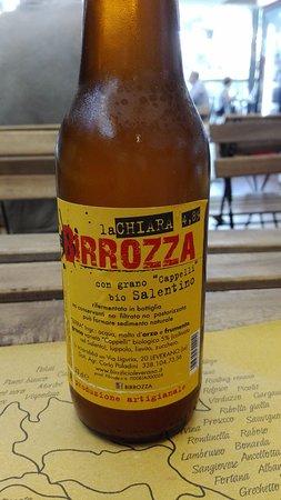 """Cinisello Balsamo, Italien: """"Birrozza"""" artigianale salentina"""