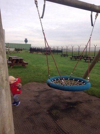 Altrincham, UK : The Runway Visitor Park