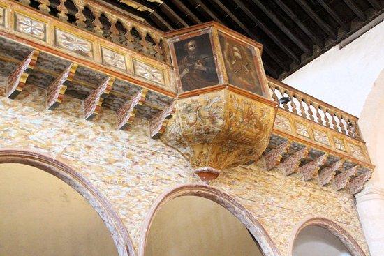Betancuria, Spagna: Balaustra
