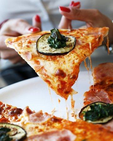 Etna Ristorante & Pizzeria: Pizza Al Pacino