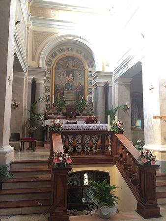 Monteleone d'Orvieto, Włochy: Chiesa dei SS. Apostoli Pietro e Paolo