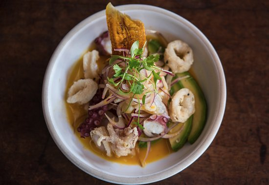 Photo of South American Restaurant Senor Ceviche at 1st Floor, Kingly Court, London W1B 5PW, United Kingdom