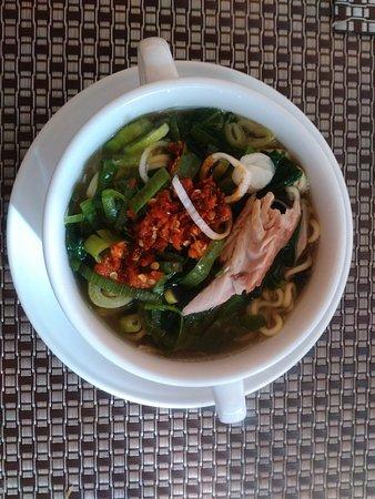 Gorontalo, Ινδονησία: Sup Cakalang