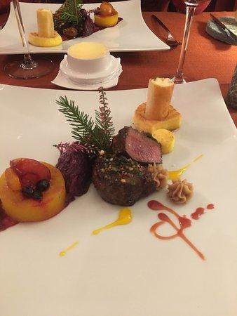 Orsieres, سويسرا: Un grand merci pour cette soirée hier soir top👍plats divin services impeccables que du bonheur 