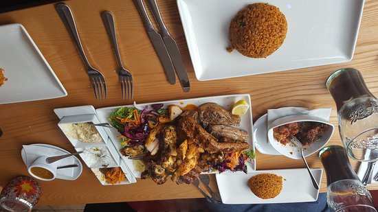 Anatolia restaurant picture of anatolia turkish restaurant lytham st anne 39 s tripadvisor for Anatolia turkish cuisine